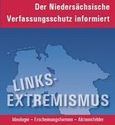 Flyer Linksextremismus