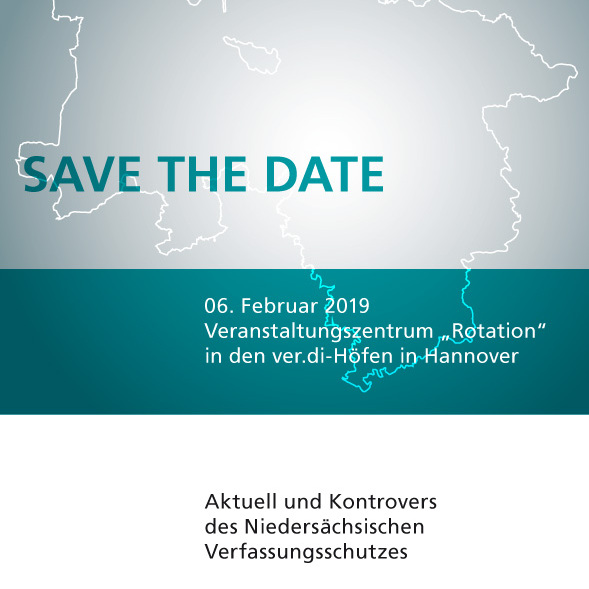 Save the date: Aktuell&Kontrovers am 06.02.2019